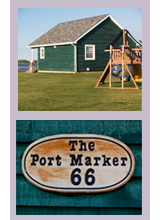 Welcome to the Port Marker Seaside Cottage